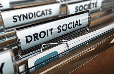 UE3 du DCG – Droit social